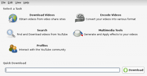 PyTube Screenshot
